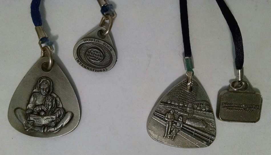 Pewter Bookmarks, corporate gifts